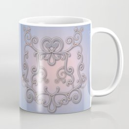 Rose Quartz Serenity Enblem Coffee Mug