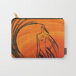 Angel under cover Carry-All Pouch