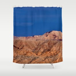 Desert Storm's Abrew'n II Shower Curtain