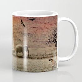 Stalking nature Coffee Mug