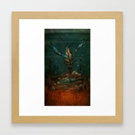 Crooked Creek #1 Framed Art Print