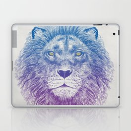 Face of a Lion Laptop & iPad Skin