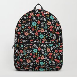 Pretty Not-So-Sweary: Nope, Night Backpack
