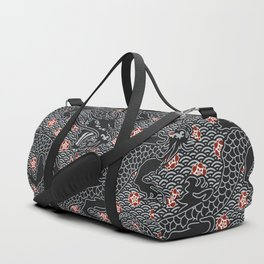 Hidden Dragon / Oriental dragon design Duffle Bag