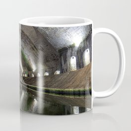Canal Tunnel in Birmingham used as a set in the film Ready Player One Coffee Mug