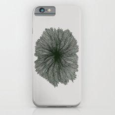 Jellyfish Flower B Slim Case iPhone 6s