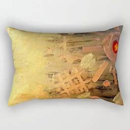In Brightness Outside of the Cave Rectangular Pillow