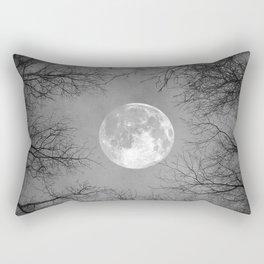 A Light in the Dark Rectangular Pillow
