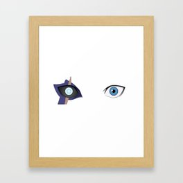 Next Generation Ultimate Eye Framed Art Print