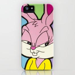 Babs DooWop iPhone Case