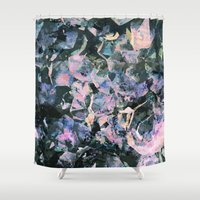 romance Shower Curtains featuring Romance by 83 Oranges™