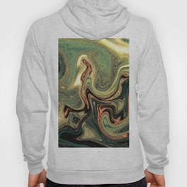 Abstract Painting X.2 Hoody