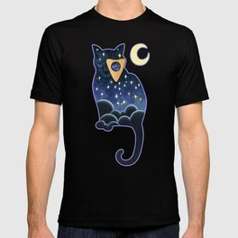 Ouija Cat T-shirt