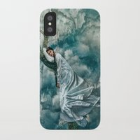 sleep iPhone & iPod Cases featuring Sleep by Spoken in Red