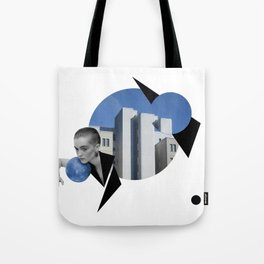 Up In the Clouds Tote Bag