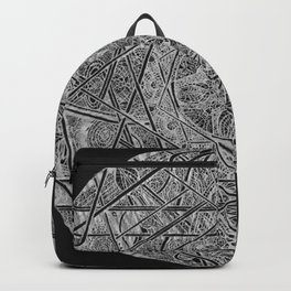 Milkweed Mandala | Lace Edition Backpack