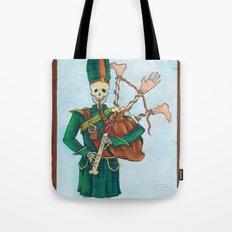 Strange Music Tote Bag