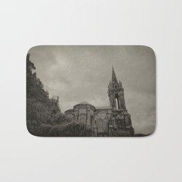 Eglise abandonnée Bath Mat