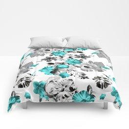 Hula Floral Comforters