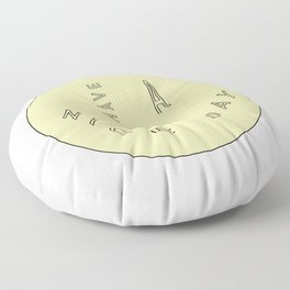 HAVE A NICE DAY Floor Pillow