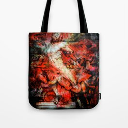 The Greek Gods Tote Bag