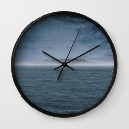 The Mysterious Island Wall Clock