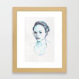 Remy Framed Art Print