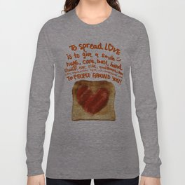 Spread Some Love Long Sleeve T-shirt