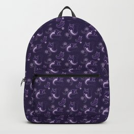 Cat Paisley Backpack