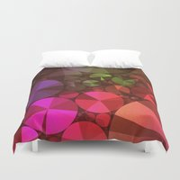"diamonds Duvet Covers featuring ""Diamonds"" by Mr and Mrs Quirynen"