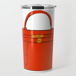 Le Kelly Bag Travel Mug