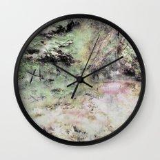 Wolf Creek Wall Clock