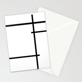 geometric #5 Stationery Cards