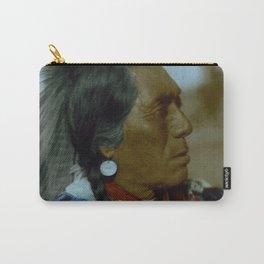 Rabbit Head - Hidatsa - American Indian Carry-All Pouch