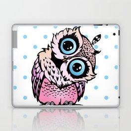 Baby Owl Laptop & iPad Skin