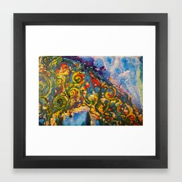 Cornucopia Framed Art Print