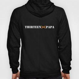 thirteen papa Hoody