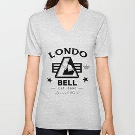 Londo Bell Emblem V1 Unisex V-Neck