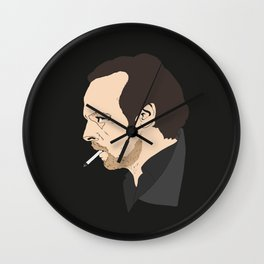 Simon Pegg - The World's End Wall Clock