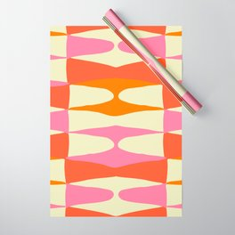 Zaha Sixties Wrapping Paper