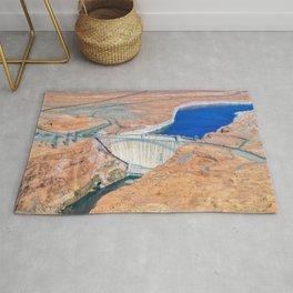 Glen Canyon Dam II Rug