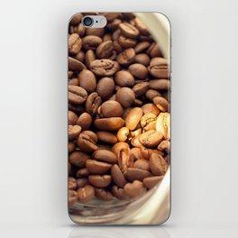 coffee time iPhone Skin