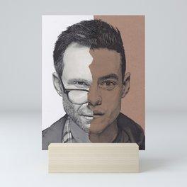 Mr Robot Mini Art Print