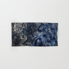 Jupiter Blues Hand & Bath Towel