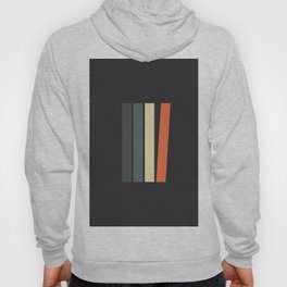 Minimal Dark Graphic Design Art - Abaia Hoody