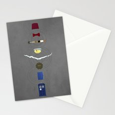 Eleven (Doctor Who) Stationery Cards