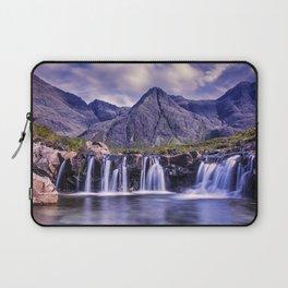 The Fairy Pools Glen Brittle Isle Of Skye United Kingdom Ultra HD Laptop Sleeve