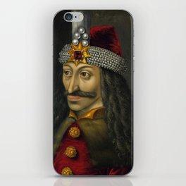Vlad the Impaler Portrait iPhone Skin