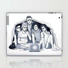 Horror Movie Night Laptop & iPad Skin