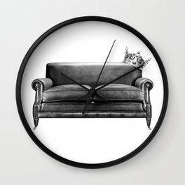 Sofa King Wall Clock